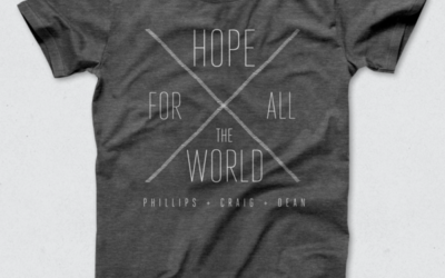 Hope For All The World Tee