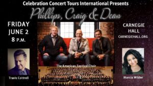 Carnegie Hall Phillips Craig and Dean June 2