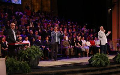 Sunday at Brooklyn Tabernacle