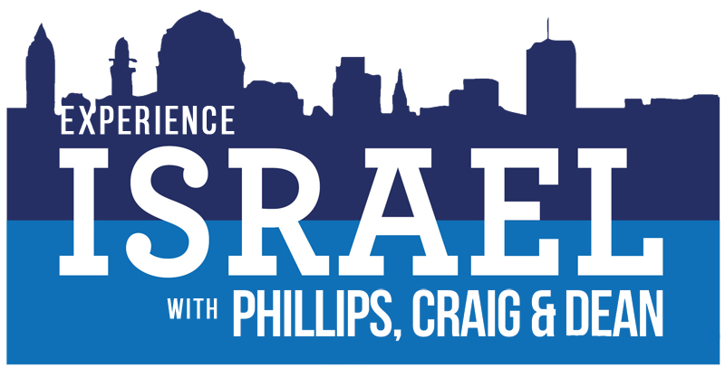 Phillips Craig and Dean in Israel 2018