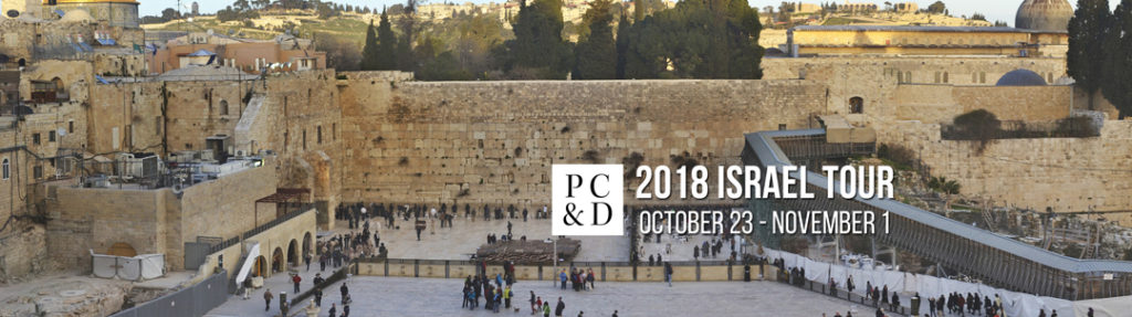 Phillips Craig and Dean Israel Tour 2018