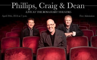 Phillips, Craig and Dean in Lake Charles, LA on April 20