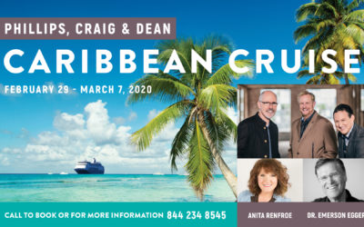 Phillips, Craig and Dean 2020 Caribbean Cruise Announced!