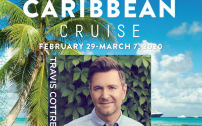 2020 Caribbean Cruise: Just Announced – Travis Cottrell Will Join Us!