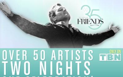Michael W. Smith – 35 Years of Friends – The Concert from Nashville