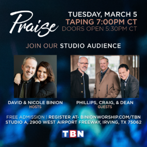 Phillips Craig and Dean Trinity Broadcast Network Irving Texas
