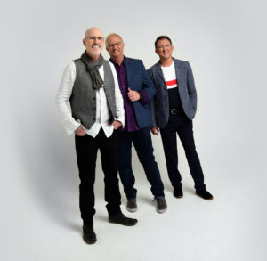 Multi-Award Winning singers/songwriters Phillips, Craig & Dean will release their new project, You're Still God, on July 10 2020.