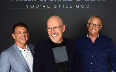 YOU'RE STILL GOD Available Now!