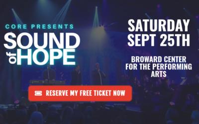 Sound Of Hope September 25
