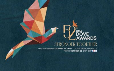 Two 52 Annual GMA Dove Awards Nominations